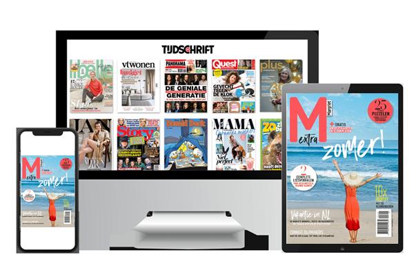 Margriet Extra digitaal lezen
