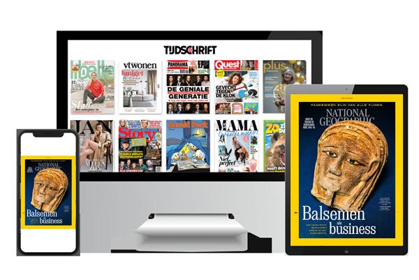 National Geographic Magazine digitaal lezen
