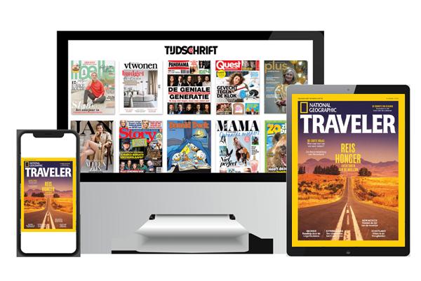 National Geographic Traveler digitaal lezen