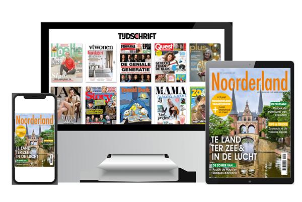 Noorderland digitaal lezen
