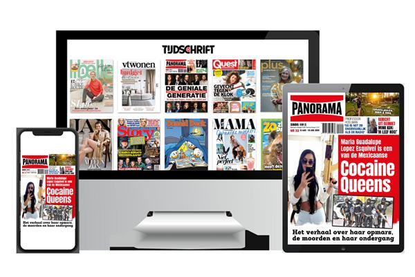 Panorama digitaal lezen