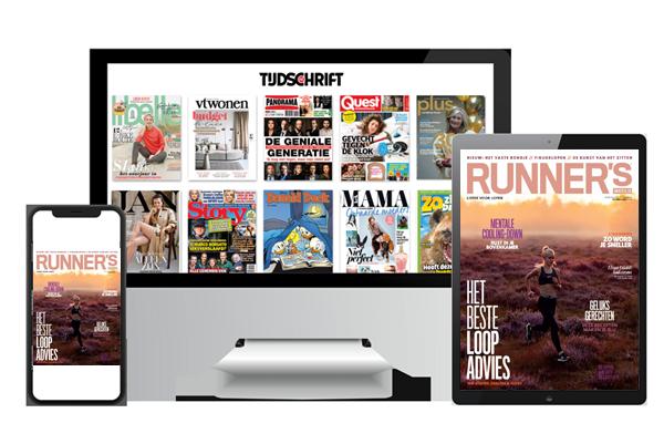 Runners World digitaal lezen