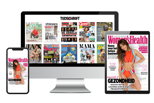 Women's Health digitaal lezen