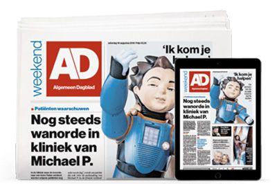 AD Algemeen Dagblad Zaterdagabonnement aanbiedingen