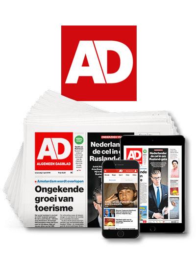 AD Algemeen Dagblad aanbiedingen