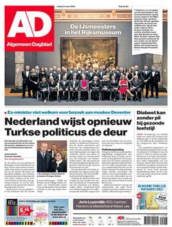 AD Algemeen Dagblad aanbiedingen voor een abonnement of proefabonnement