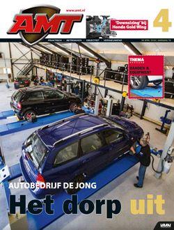 AMT - Auto & Motortechniek aanbiedingen voor een abonnement of proefabonnement