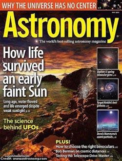 Astronomy Magazine  aanbiedingen voor een abonnement of proefabonnement