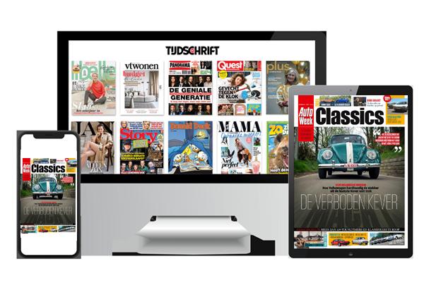 Autoweek Classics digitaal lezen