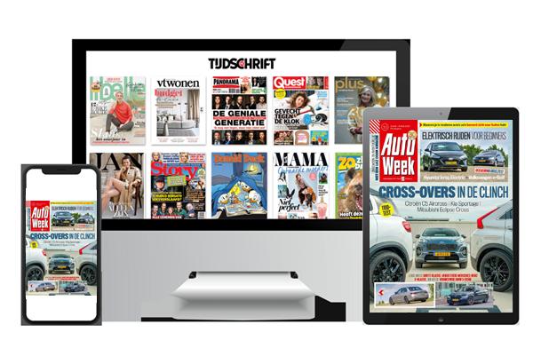Autoweek digitaal lezen