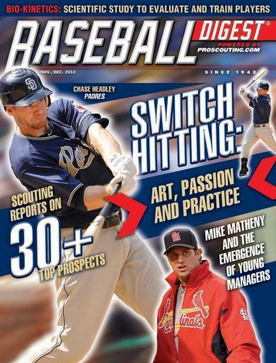 Baseball Digest  aanbiedingen