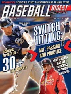 Baseball Digest  aanbiedingen voor een abonnement of proefabonnement