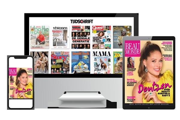 Beau Monde digitaal lezen
