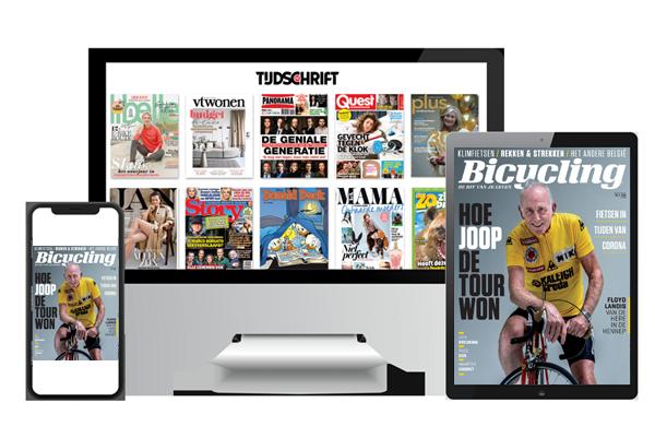 Bicycling digitaal lezen