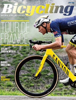 Bicycling aanbiedingen voor een abonnement of proefabonnement
