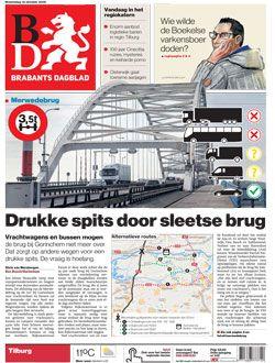 Brabants Dagblad aanbiedingen voor een abonnement of proefabonnement