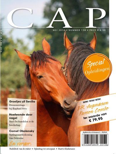 CAP Magazine aanbiedingen