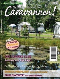 Caravannen! aanbiedingen voor een abonnement of proefabonnement