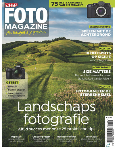 CHIP Fotomagazine aanbiedingen