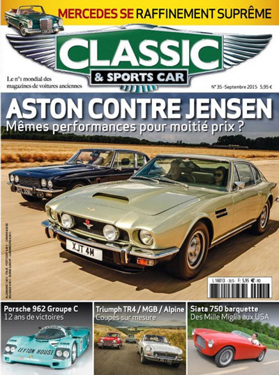 Classic & Sports Car  aanbiedingen