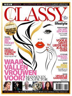 Classy Lifestyle Magazine aanbiedingen voor een abonnement of proefabonnement