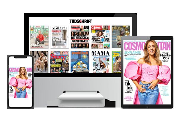 Cosmopolitan digitaal lezen