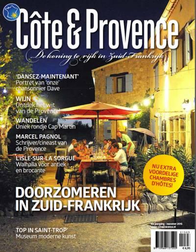Cote et Provence aanbiedingen