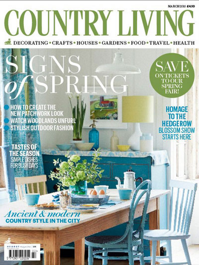 Country Living UK  aanbiedingen