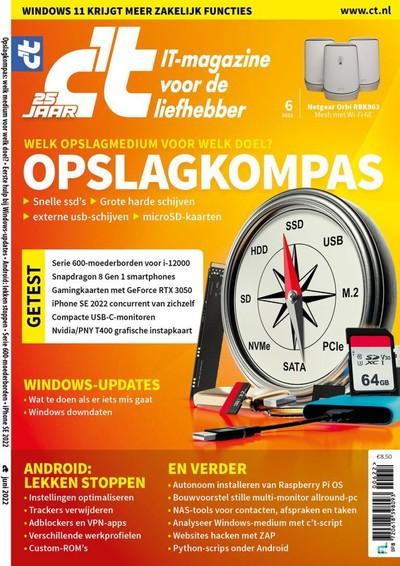 Ct Magazine aanbiedingen