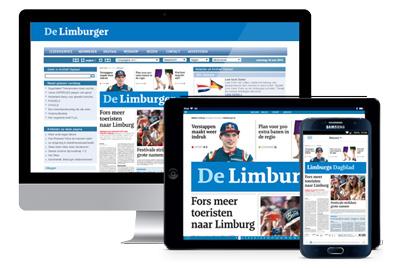 Dagblad de Limburger Digitaal aanbiedingen