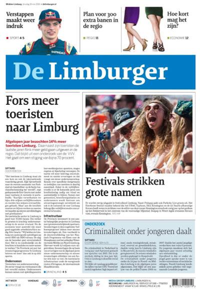 Dagblad De Limburger aanbiedingen