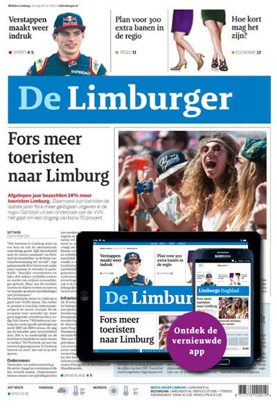 Dagblad De Limburger Zaterdag aanbiedingen