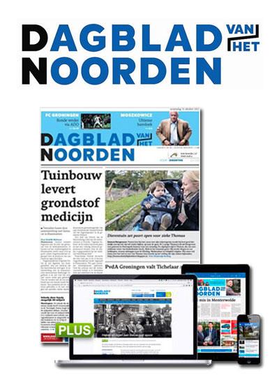Dagblad van het Noorden aanbiedingen