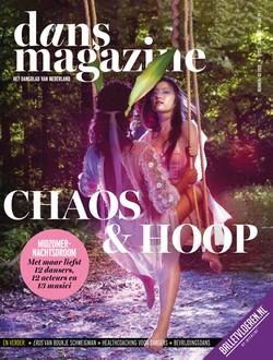 Dans Magazine aanbiedingen voor een abonnement of proefabonnement