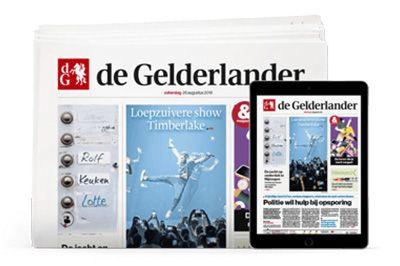De Gelderlander Weekend aanbiedingen