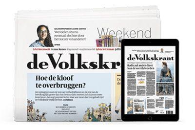 De Volkskrant Weekend aanbiedingen