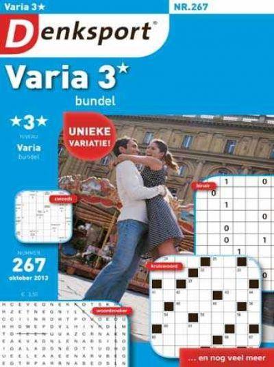 Denksport Varia bundel 3 sterren aanbiedingen