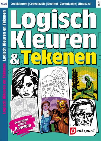 Denksport Logisch Kleuren en Tekenen aanbiedingen
