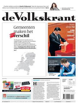 De Volkskrant aanbiedingen voor een abonnement of proefabonnement