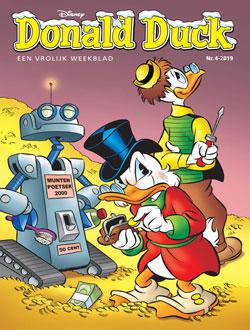 Donald Duck aanbiedingen voor een abonnement of proefabonnement