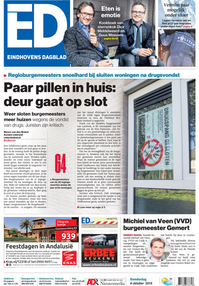 Eindhovens Dagblad aanbiedingen
