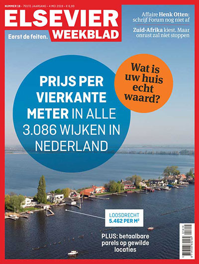 Elsevier Weekblad aanbiedingen