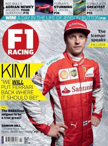 F1 Racing (UK) aanbiedingen