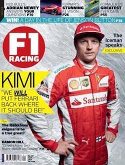 F1 Racing (UK) aanbiedingen voor een abonnement of proefabonnement