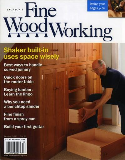 Fine Woodworking  aanbiedingen