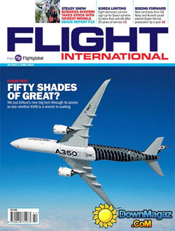 Flight International aanbiedingen voor een abonnement of proefabonnement