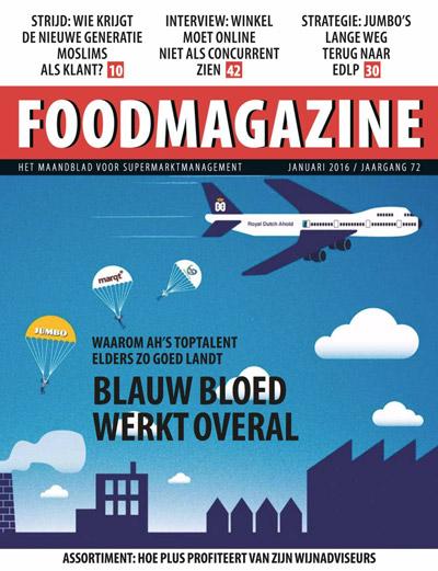 Foodmagazine  aanbiedingen