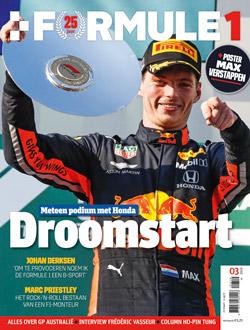 Formule1 aanbiedingen voor een abonnement of proefabonnement