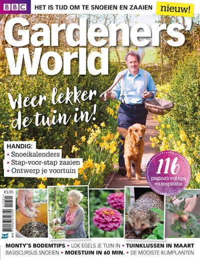 Gardeners World aanbiedingen