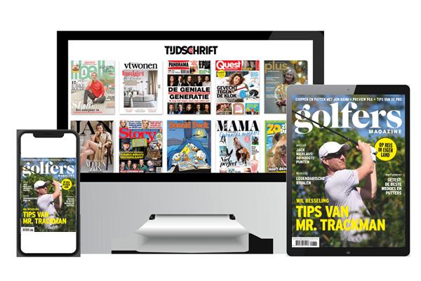 Golfers Magazine digitaal lezen